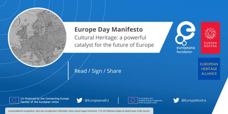 Europe Day Manifesto (c) European Heritage Alliance